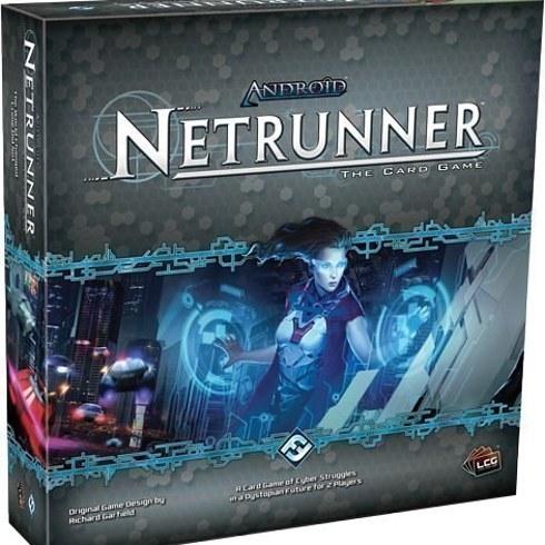 Jogo de cartas Netrunner