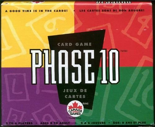 Jogo de tabuleiro Phase 10