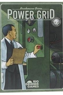 Jogo de tabuleiro Power GRID