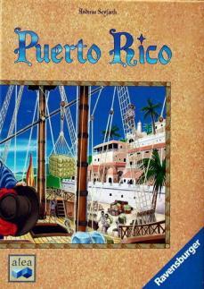 Jogo de tabuleiro Puerto Rico