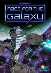 Meus primeiros 10 jogos Race for the Galaxy