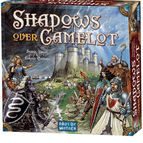 Jogo de tabuleiro Shadows over Camelot