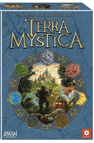 Jogo de tabuleiro Terra Mystica