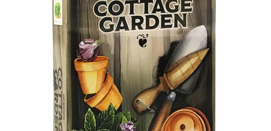Jogo de tabuleiro Cottage Garden