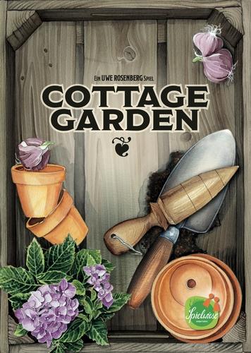 Cottage Garden o novo trabalho do Uwe Rosenberg