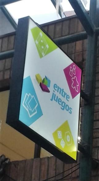 Entre Juegos Chile