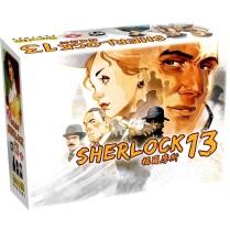 Jogo de tabuleiro Sherlock 13