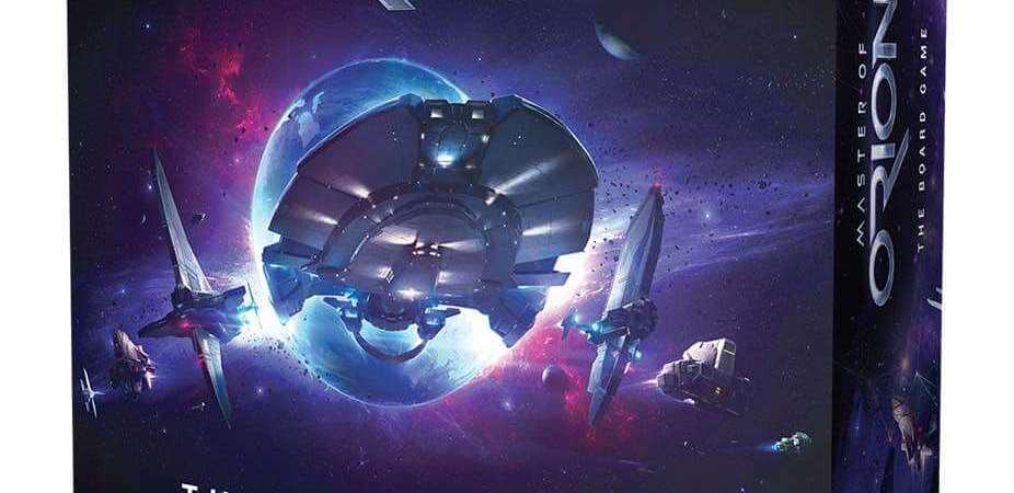 Jogo de videogame Master of Orion ganha versão de tabuleiro