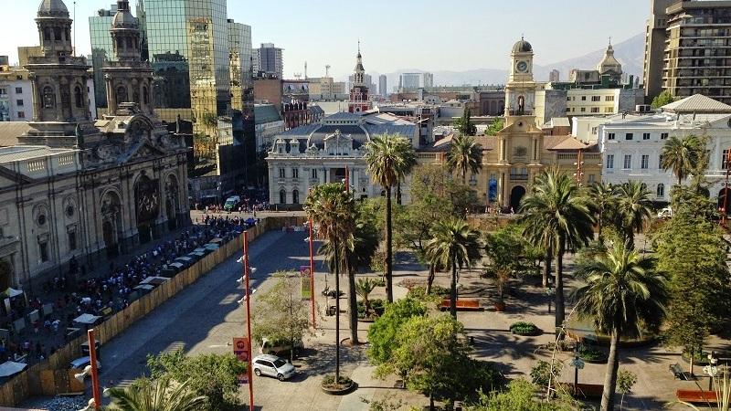 Lugares legais para comprar jogos, Santiago no Chile