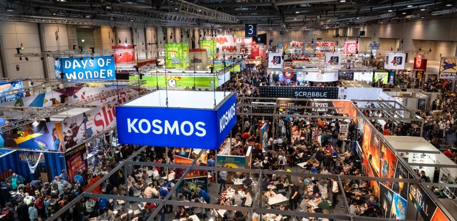 Feira de jogos SPIEL Essen 2016
