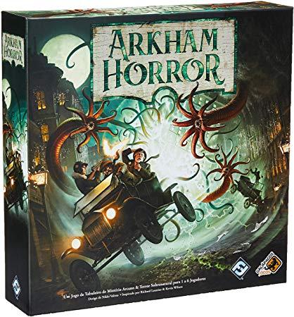 Jogo de tabuleiro Arkham Horror