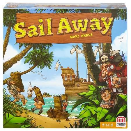 Sail Away - novo trabalho do Marc Andre