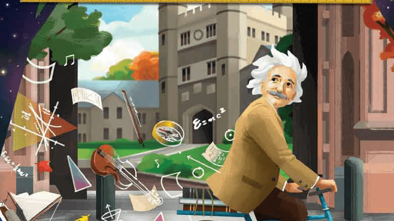 Einstein His Amazing Life and Incomparable Science