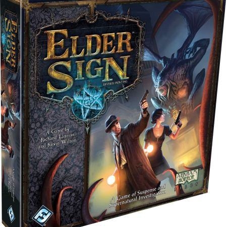 Jogo de tabuleiro Elder Sign