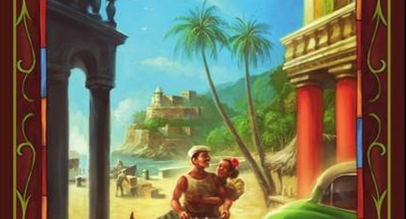 Jogo de tabuleiro Santiago de Cuba