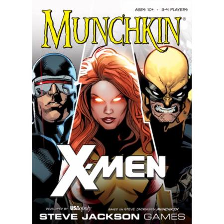 Munchkin X-Men será lançado em 2017