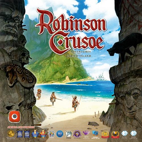 Segunda edição do Robinson Crusoe apresentada na SPIEL 2016