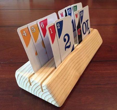 Idéias e acessórios Card Holders