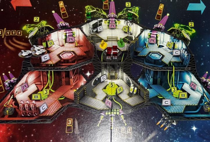 Projeto um jogo por dia 2017 - Dia 2 Space Alert