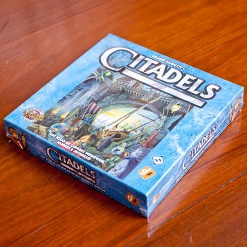 Meus primeiros 10 jogos Citadels