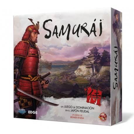 Jogo de tabuleiro Samurai