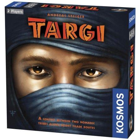 Jogo de tabuleiro Targi