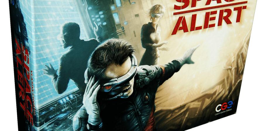 Projeto um jogo por dia 2017 - Dia 9 Space Alert
