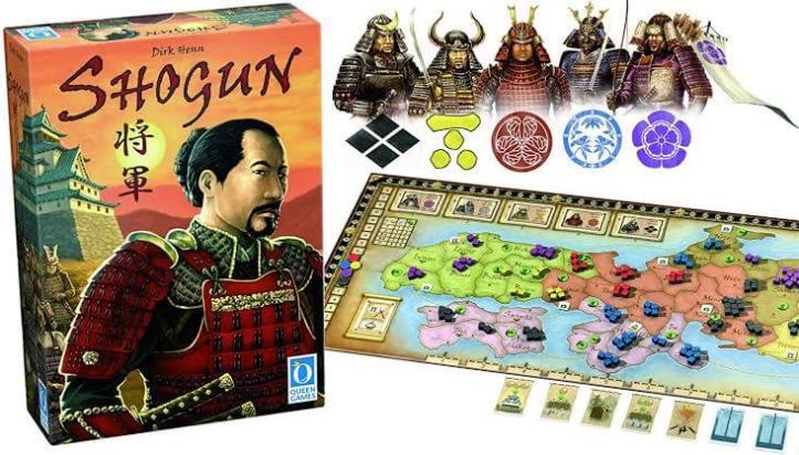 Shogun Jogo de tabuleiro