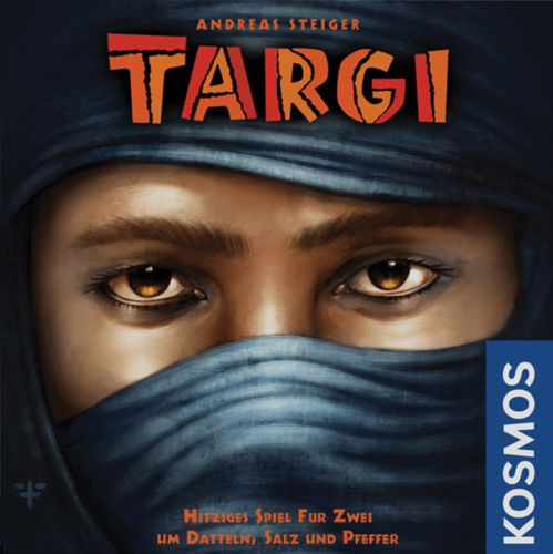 Nova tiragem do TARGI em 2018
