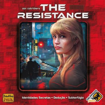 Jogo de tabuleiro The Resistance