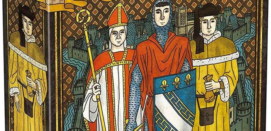 Asmodee anuncia uma nova tiragem do Troyes e Ladies of Troyes