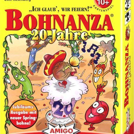 Bohnanza em edição de 20 anos