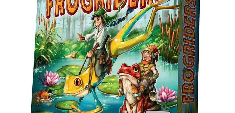 Frogriders - Dispute os elfos puladores