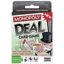 Jogo de cartas Monopoly Deal