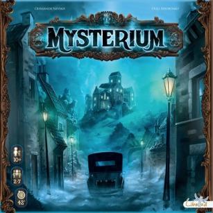 Será que Mysterium se materializará na Quinta?