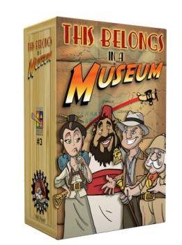 Seja o melhor arqueologista em This belongs in a Museum