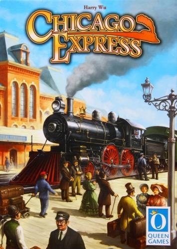 Projeto um jogo por dia 2017 - Dia 31 Chicago Express