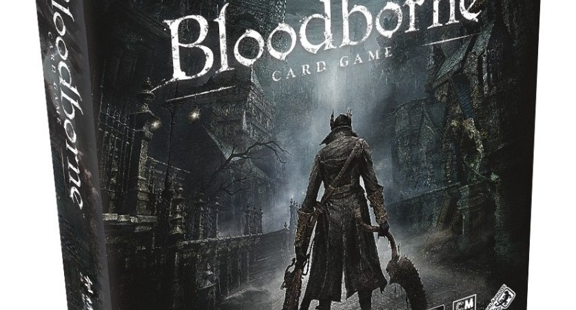 Jogo de tabuleiro Bloodborne
