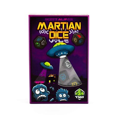 Jogo de tabuleiro Martian Dice