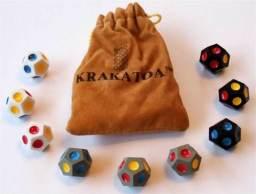 Jogo de tabuleiro Krakatoa