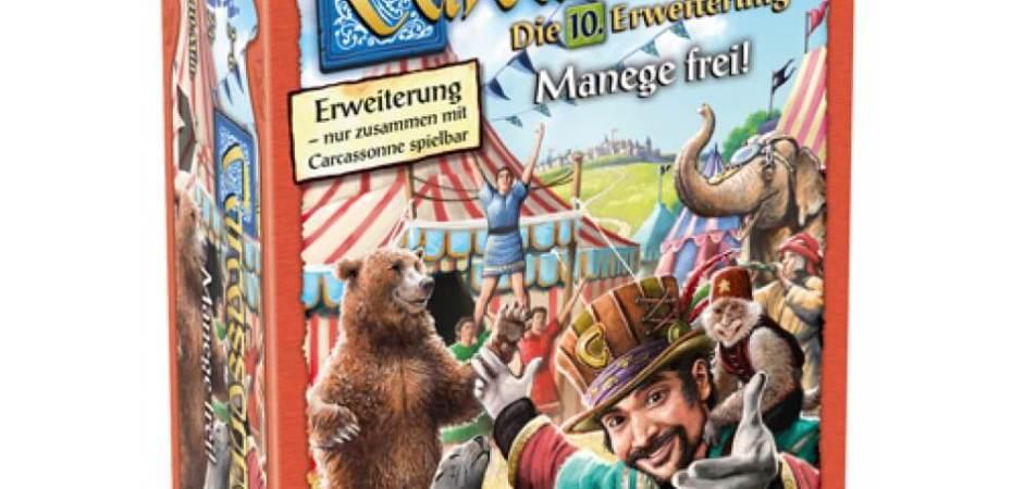 Olha o circo...em Carcassonne!
