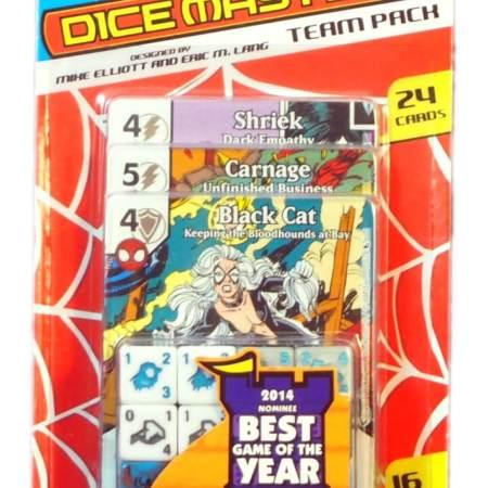 Spider-Man Maximum Carnage Team Pack