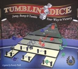 Jogo de tabuleiro Tumblin Dice