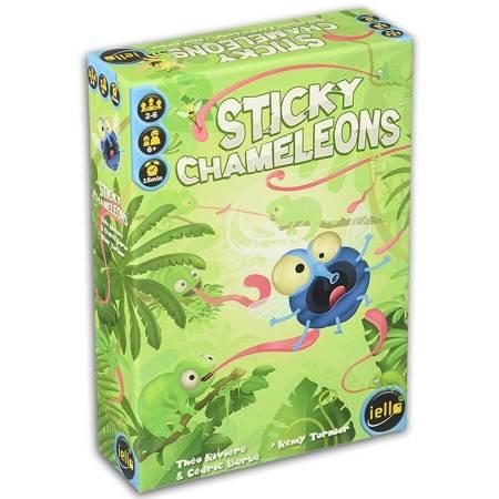 3 jogos anunciados pela IELLO para 2017 - Sticky Chameleons