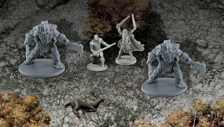 Nordheim a nova expansão para Conan