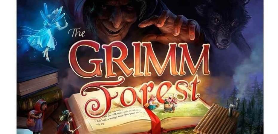 Grimm Forest em financiamento coletivo
