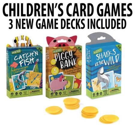 Hoyle anuncia 3 jogos voltados para o público infantil