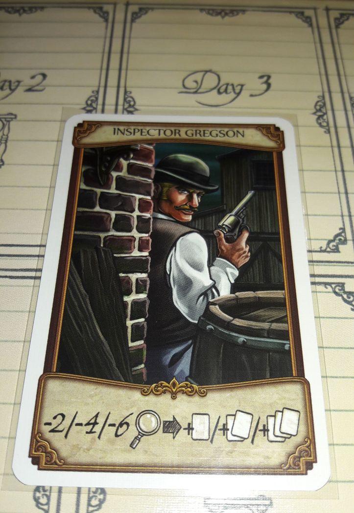 Personagens do jogo de tabuleiro Holmes & Mycroft