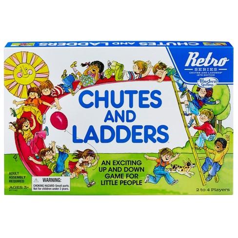 Jogo de tabuleiro Chutes and Ladders