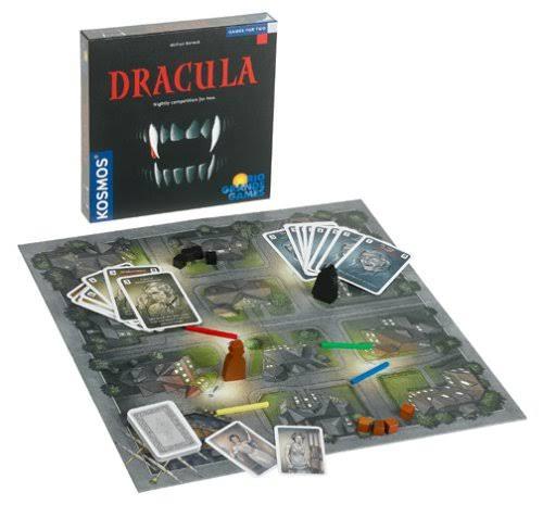 Jogo de tabuleiro Dracula